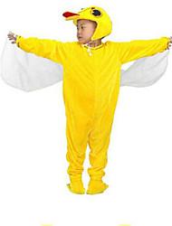 Little Duck Clothing Spot Children Cartoon Animals Show Suit Stage Costumes Dance Clothes