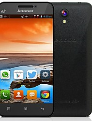 Lenovo® A3800D RAM 512MB + ROM 4GB Android 4.4 LTE Smartphone With 4.5'' IPS Screen, 5Mp Back Camera, 1700mAh Battery