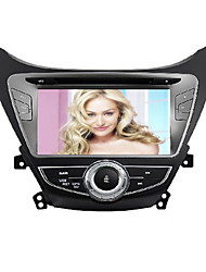 "8"" 2DinTouch Screen 833MHZ(ARM11+ARM9) In-Dash Car DVD Player with GPS,Bluetooth,FM,canbus,HD 720P,1080P,RMVB video"