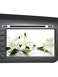 "8"" 2DinTouch Screen 833MHZ(ARM11+ARM9) In-Dash Car DVD Player with GPS,BT,FM/AM,RDS,canbus,HD 720P,1080P,RMVB video"