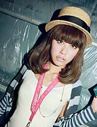 Women Straw Bow Beach Fedora Hat,Cute / Party / Casual Spring / Summer / Fall