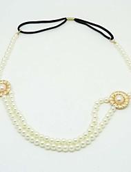 The Fashionable Pearl Headwear