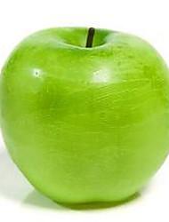 manzana verde perfumada vela aromática con la vela de cerámica