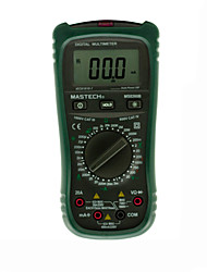 MASTECH-MS8260B- digital multimeter with shidianbi - background light - protection circuit capacitance