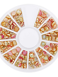 Lovely Mental 4 MM Japanese  Nail Jewelry