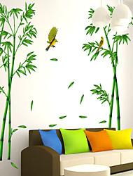 Botanical Adesivi murali Adesivi aereo da parete,PVC 60*90cm(23.6*35.4 inch)