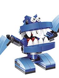 neue Zwirnerei, Ei Blöcke Monster dr Musik pädagogische Bausteine wan versammelt 6204 Spielzeug für Kinder zu halten