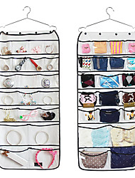 Storage Bags Textile withFeature is Open , For Shoes / Underwear / Cloth / Laundry