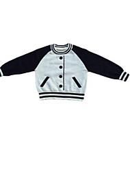 Parent Child O Neck Long Sleeve Fashion Sweater