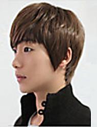 производители париков оптовой мужские производители волосы шелк мужчина волосы пушистые текстуры Южная Корея парик продажи оптовые