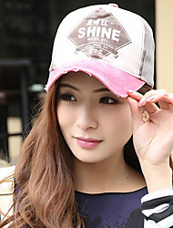 Korean Summer Tide Unisex Baseball Cap Fashion Printing Stitching Cap