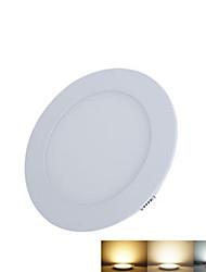 9W Luminária de Painel 45pcs SMD 2835 800-850lm lm Branco Quente / Branco Frio / Branco Natural Decorativa DC 12 / DC 24 V 1 pç
