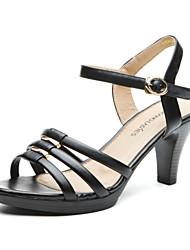 Aokang® Women's Leather Sandals - 132812072