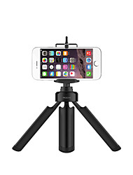 "ROCK Universal Aluminium Alloy Mini PortableTripod with ¼"" Screw for Camera Gopro iPhone Android Smartphones"