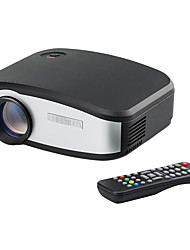 1200 Lumens Mini Portable LCD 3D Projector 1080P Home Theater Multimedia HDMI/AV