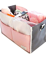 Storage Boxes / Tool Organizers Textile withFeature is Lidded , For Cloth