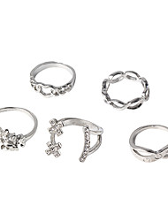 HUALUO®The new expression package Set Five-piece ring