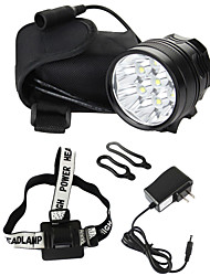 LS1801 8000 Lumens 3-Mode 7 *CREE XM-L T6 LED Super Bright Bike LED Bicycle Lamp Light HeadLight Headlamp