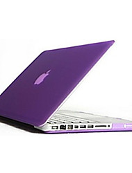 Plastic Crystal Clear Cases for Macbook Air 11.6 inch