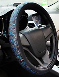 Fawkes Cruze Excelle Steering Wheel Cover for Four Seasons Red Golden and Blue