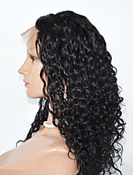New Hot Human Hair Lace Wigs Brazilian Virgin Hair Lace Front/Full Lace Wigs For Black Women Culy Hair Party Wigs