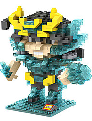para presente Blocos de Construir Plástico Branco / Roxa Brinquedos