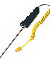 jnda wrnm-102a amarelo por sonda de temperatura