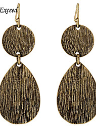 Earring Drop Earrings Jewelry Women Gold 1pc Gold