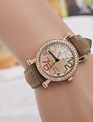 Women's Diamond Casual Quartz Watch Cool Watches Unique Watches