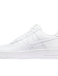 Nike Air Force 1 '07 Round Toe / Sneakers / Running Shoes / Casual Shoes Men's Wearproof WhiteRunning/Jogging / Leisure Sports /