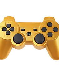 Золотистый контроллер DualShock 3 для Sony Playstation 3