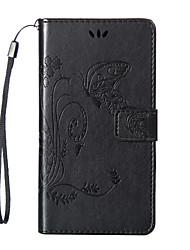 cas de design de mode en relief étui magnétique bascule pu téléphone en cuir couvrent pour l'iphone 6 / 6s / 6plus / 6splus