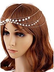 Fashion Pearl Head Wreath Head Dress New Style Wedding Decoration Wedding Accessory