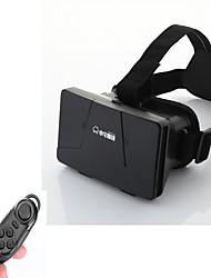 1s Xiaozhai VR gafas 3d gafas de realidad 3D virtuales de vídeo universal para iPhone teléfono inteligente + controlador de bluetooth