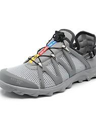 Sapatos Água Masculino Cinza Tule