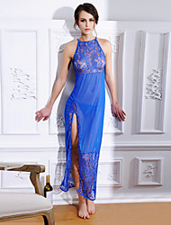 Women Chemises & Gowns / Lace Lingerie Nightwear,Nylon / Polyester