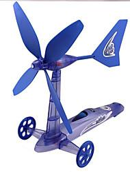 Azul juguetes de bricolaje para el muchacho ABS