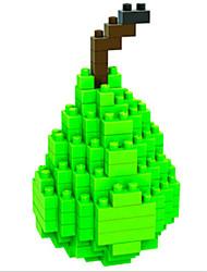 Pour cadeau Blocs de Construction Plastique Tous Vert Jouets