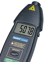 Sampo dt2234c schwarz für Tachoblitzfrequenz Instrument
