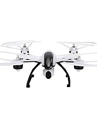 JXD 509V with 2.0MP Camera High Hold Mode 2.4G 4CH 6Axle Headless Mode White RC Quadcopter