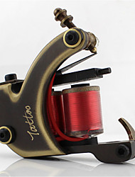 Bobine pour Machine à Tatouer Professiona Tattoo Machines Cuivre Ombrage Poli à la main