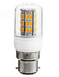 5w e14 / g9 / b22 / e26 llevó las luces del maíz t 42 smd 5730 450-500 lm blanco caliente / blanco fresco ac 100-240 / ac 12 v