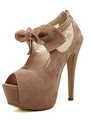Women's Shoes  Chunky Heel Heels / Peep Toe / Gladiator / Basic Pump / Comfort / NoveltySandals / Heels /