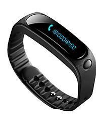 missyou E02 Pulsera Smart / Seguimiento de Actividad Despertador / Seguimiento del Sueño / Temporizador / Encontrar Mi Dispositivo