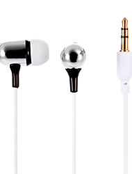 Stereo da 3,5 mm in-ear auricolari delle cuffie tx-317 per iPod / iPad / iPhone / MP3