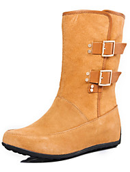 Kiss Kitty Women's Suede Boots - S33527-03MD