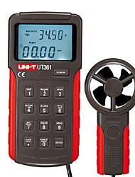 uni-t vermelho ut361 para anemómetro