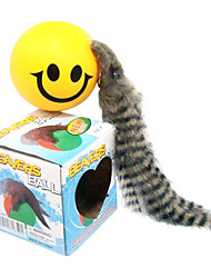 Electric Smiling Face Beaver Ball