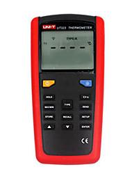 uni-t vermelho ut323 para termómetro