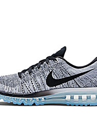 Nike Flyknit Air Max Pumps / Ronde teen / Sneakers / Hardloopschoenen / Vrijetijdsschoenen Heren Slijtvast / LuchtbeddenGroen / Grijs /